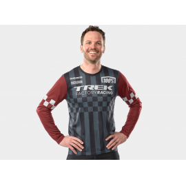 Trek Factory Racing Long Sleeve Replica Jersey