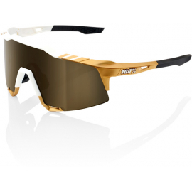 Speedcraft - Peter Sagan LE White Gold - Soft Gold Mirror Lens