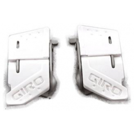GIRO MR-1 REPLACEMENT SHOE BUCKLE SET: WHITE