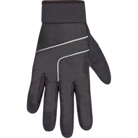 Avalanche women's waterproof gloves  black large