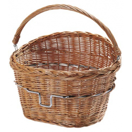 RIXEN-KAUL WICKER BASKET: