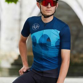 Recycled Short Sleeve Comfort Fit Jersey Mens