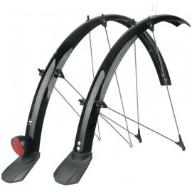 SKS BLUEMELS WIREWAY MUDGUARD SET:53MM 28
