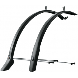 SKS VELO MUDGUARD SET 700C 42MM U-STAY: