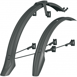 SKS VELOFLEXX MUDGUARD SET:  29 - 65MM