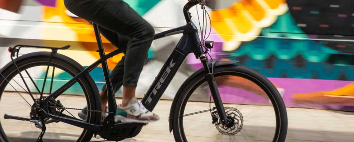 Curious about e-bikes?